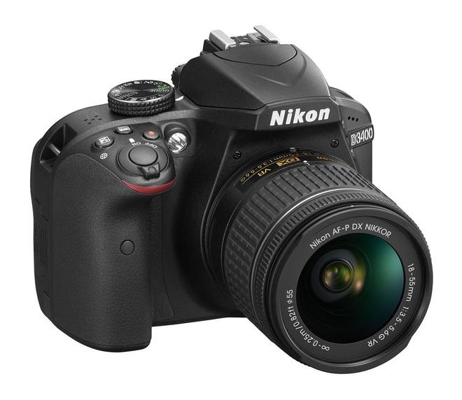 Nikon gioi thieu may anh D3400 cho nguoi moi tap choi hinh anh 1