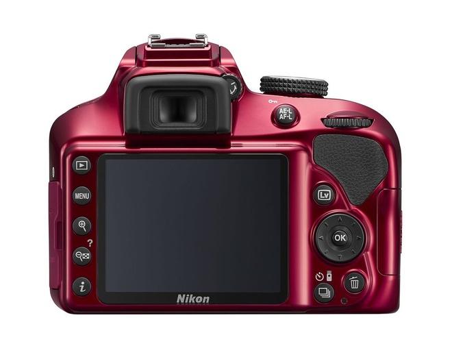 Nikon gioi thieu may anh D3400 cho nguoi moi tap choi hinh anh 2