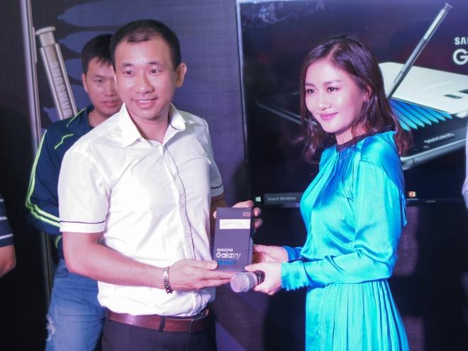 Galaxy Note 7 chinh thuc ban ra tai Viet Nam hinh anh 1