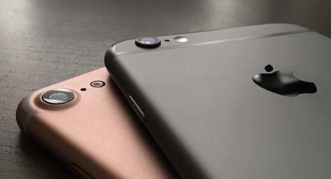 Xac nhan iPhone 7 co camera chong rung quang hoc hinh anh