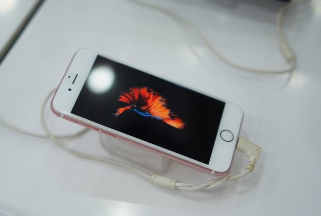iPhone 6S giam gia sau tai Viet Nam don iPhone 7 hinh anh