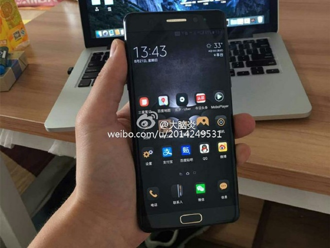 Galaxy Note 7 sap co ban nguoi doi hinh anh 1