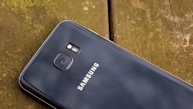 Galaxy S8 se co camera kep, cam bien mong mat hinh anh