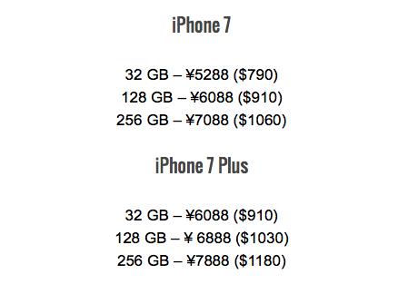 Gia iPhone 7, 7 Plus ro ri truoc ngay ra mat hinh anh 2