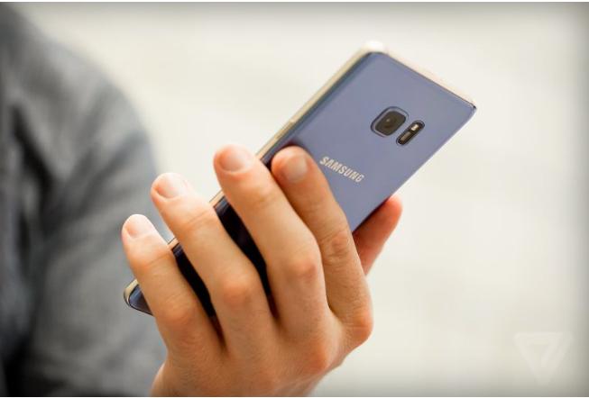 Samsung thu hoi Galaxy Note 7 toan cau do nguy co chay no hinh anh
