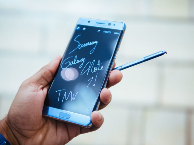 Samsung co the phai chi 1 ty USD cho chien dich doi Note 7 hinh anh 2