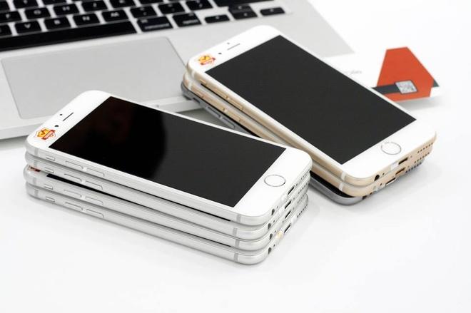 iPhone cu giam gia anh 2