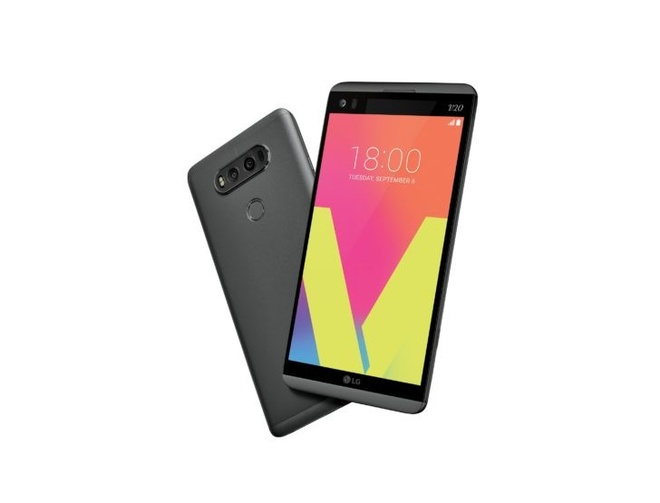LG V20 ra mat voi thiet ke moi, camera kep hinh anh 3