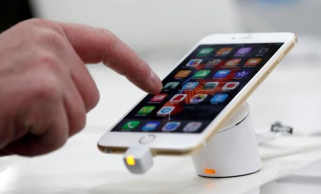 iPhone 6S van la vua smartphone hinh anh 1