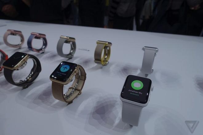 Apple Watch Series 2: Chiu nuoc o do sau 50m hinh anh