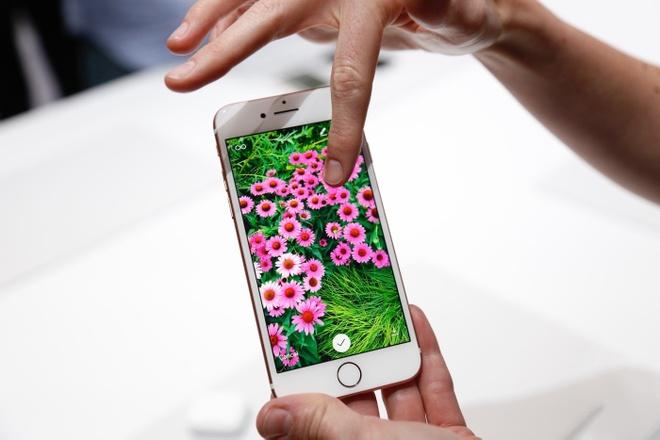 iPhone 7 la smartphone tot nhat anh 1
