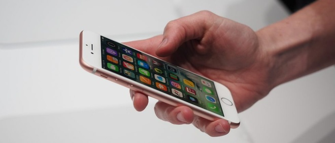 rao ban iPhone 6S tang vot anh 2