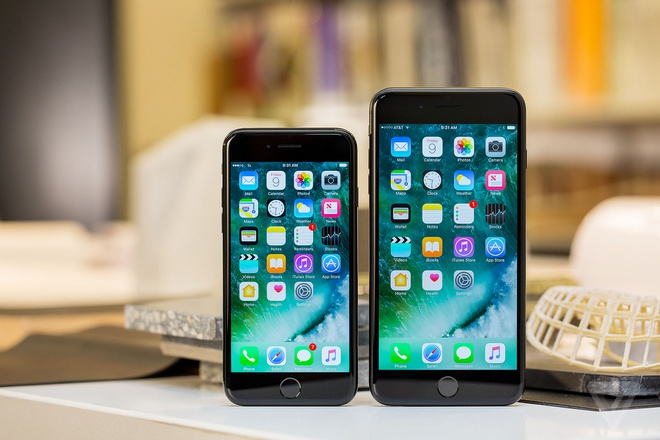 iPhone 7 la smartphone nhanh nhat the gioi hinh anh 1