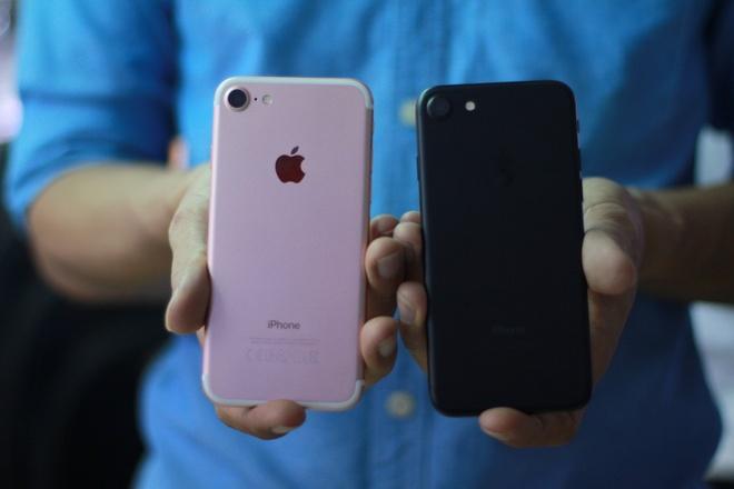 iPhone 7 ve Viet Nam, gia 34 trieu dong hinh anh
