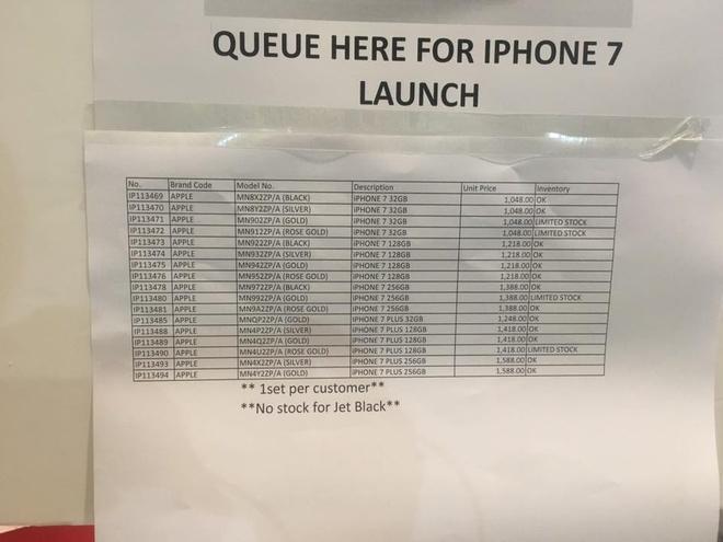 iPhone 7 duoc ban nhu rau ngoai cho hinh anh 5