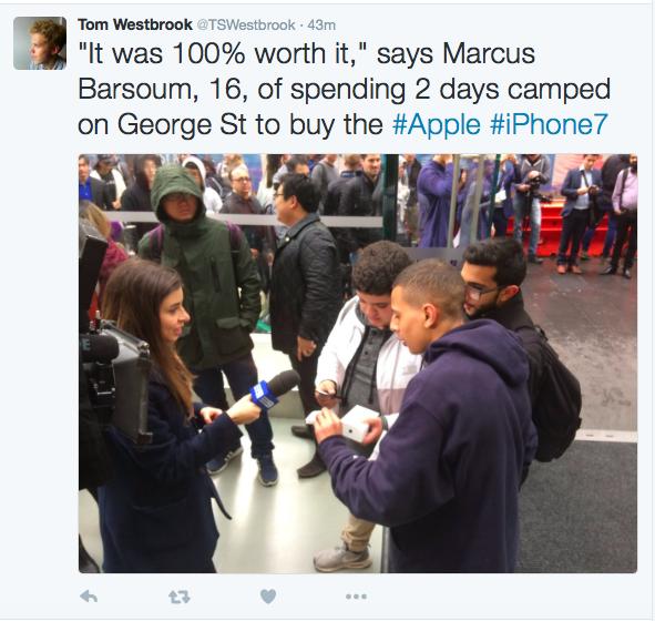 iPhone 7 duoc ban nhu rau ngoai cho hinh anh 7