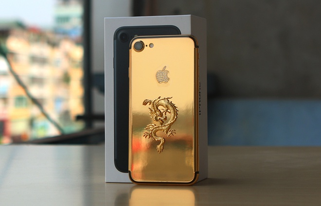 iPhone 7 ma vang anh 2