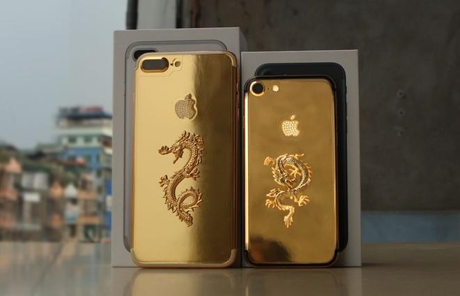 iPhone 7 Plus rong vang gia 90 trieu tai Viet Nam hinh anh
