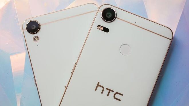 HTC ra mat 2 dien thoai Desire 10 hinh anh 2