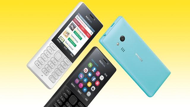 Nokia 216 sap ra mat anh 1