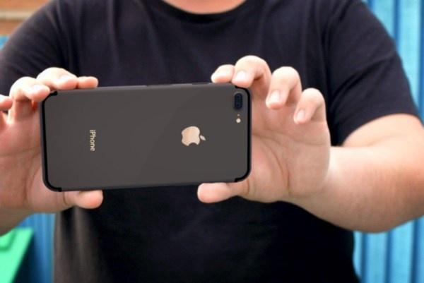 So anh chup xoa phong cua iPhone 7 Plus voi may DSLR hinh anh