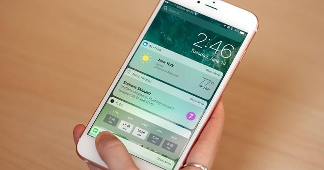 Apple phat hanh iOS 10.0.2 de sua loi hinh anh