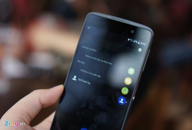 BlackBerry DTEK60 sap ra mat anh 1