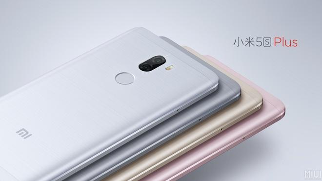 Xiaomi Mi 5s Plus doi dau iPhone 7 Plus voi gia bang mot nua hinh anh 4