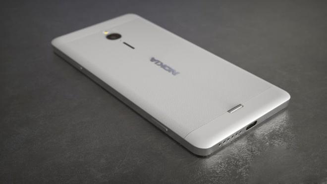Dien thoai Nokia moi: Man hinh 2K, vo nhom va Android 7.0 hinh anh