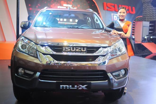 Vietnam Motor Show 2016: Nhieu xe hot nhung thieu gia vi hinh anh 6