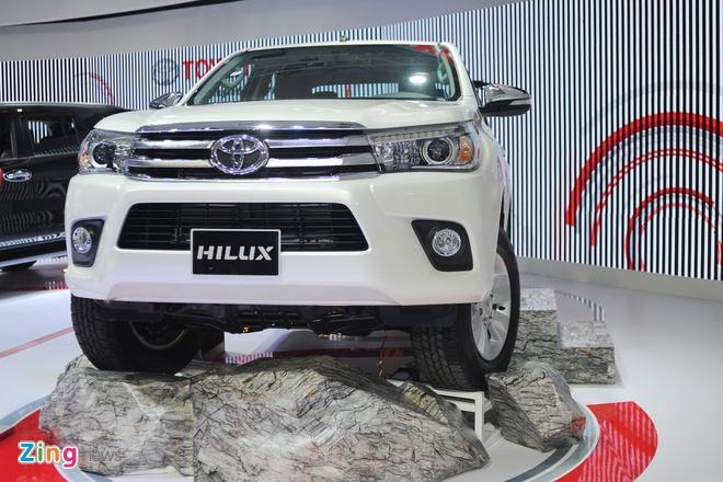 Vietnam Motor Show 2016: Nhieu xe hot nhung thieu gia vi hinh anh 13