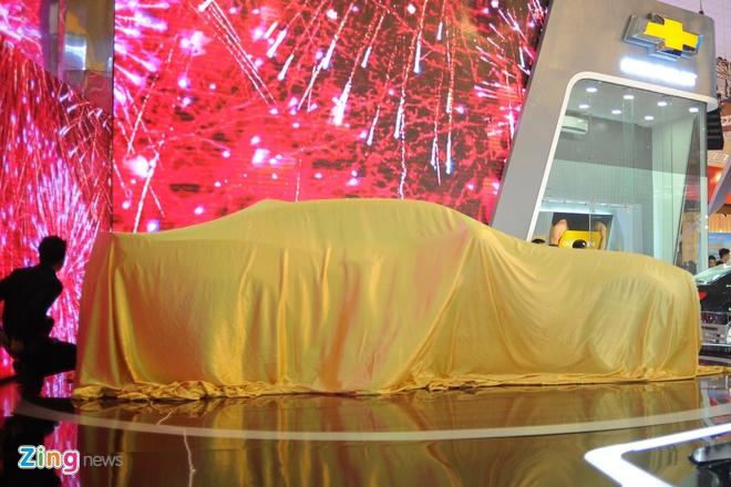 Vietnam Motor Show 2016: Nhieu xe hot nhung thieu gia vi hinh anh 14