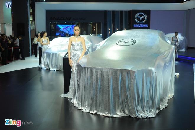 Vietnam Motor Show 2016: Nhieu xe hot nhung thieu gia vi hinh anh 18