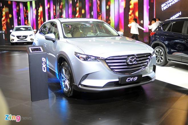 Vietnam Motor Show 2016: Nhieu xe hot nhung thieu gia vi hinh anh 20