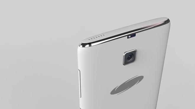 Galaxy S8 co man hinh khong vien anh 2