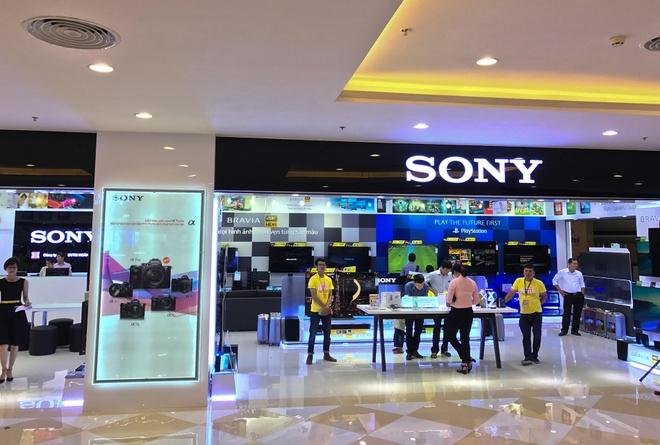 Playstation VR, Xperia ZX hut khach tai Sony Show Ha Noi hinh anh 9