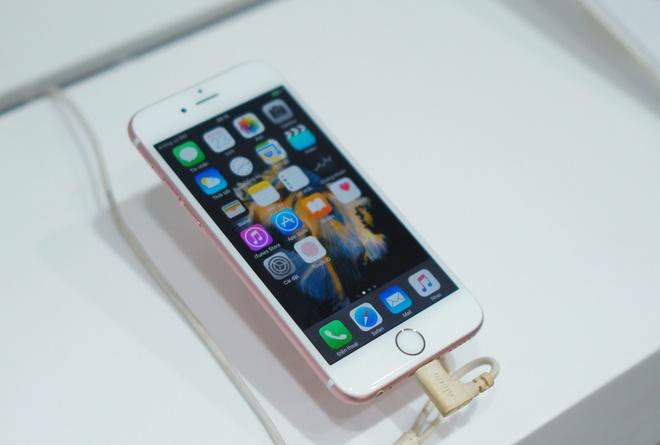 iPhone 6S chinh hang tren da giam gia 2-3 trieu hinh anh