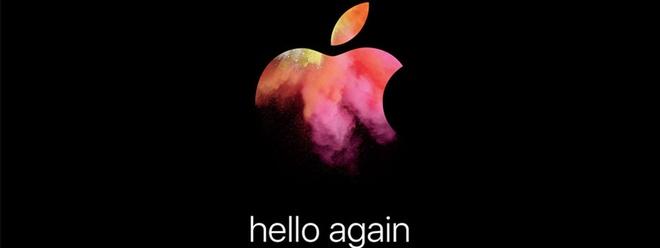 Apple gui thu moi ra mat san pham moi ngay 27/10 hinh anh