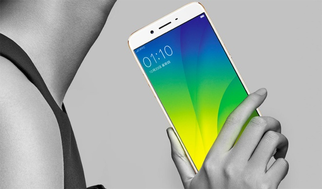 Oppo R9s, R9s Plus ra mat voi RAM 6 GB, camera 16 MP 2 mat hinh anh