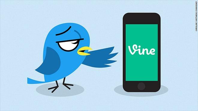 Twitter se chet theo Vine anh 1