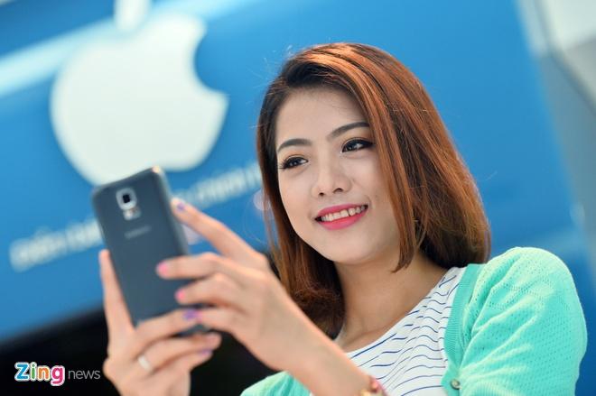 Khai truong mang 4G dau tien tai Viet Nam hinh anh 1