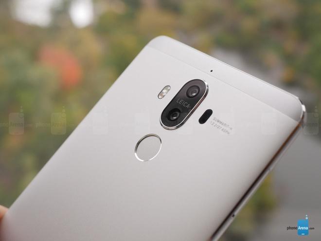 Huawei Mate 9 ra mat voi camera Leica moi hinh anh 2