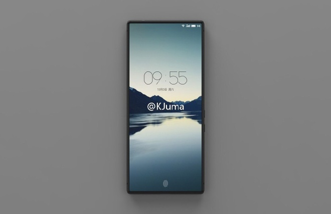 Meizu sap co smartphone dang cap hon ca Xiaomi Mi Mix hinh anh
