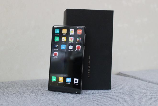 Xiaomi Mi Mix ve VN: Xung danh di dong cua tuong lai hinh anh