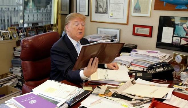 Ong Donald Trump chua tung su dung may tinh? hinh anh 1