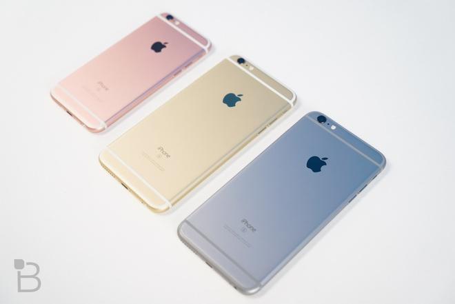 Apple lan dau tien tu ban iPhone hang tan trang hinh anh