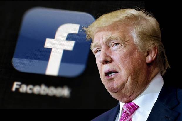 Facebook Twitter giup Donald Trump chien thang anh 1