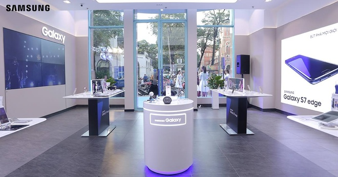 Samsung lan dau tien mang Galaxy Studio den Ha Noi hinh anh 10