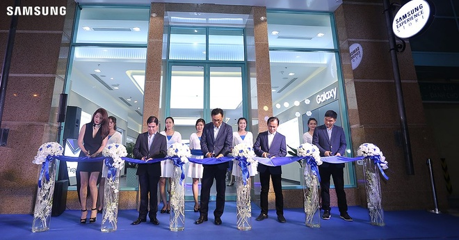 Samsung lan dau tien mang Galaxy Studio den Ha Noi hinh anh 9