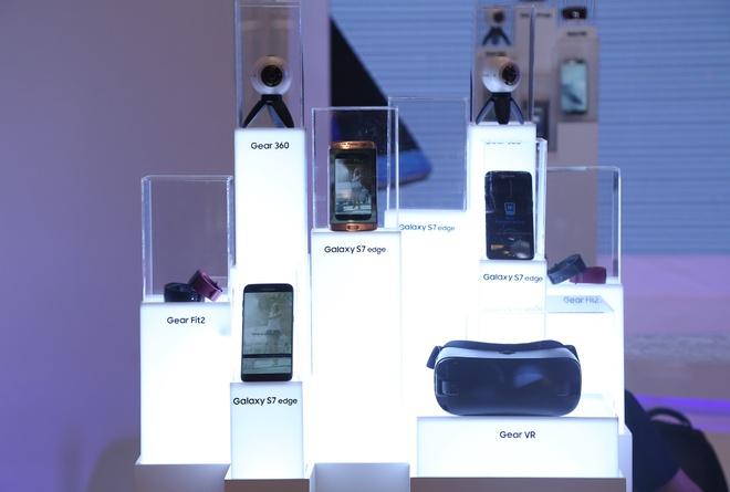 Samsung lan dau tien mang Galaxy Studio den Ha Noi hinh anh 2